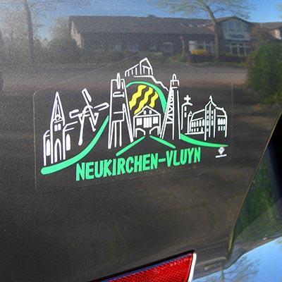 Skyline <i>Neukirchen-Vluyn</i>